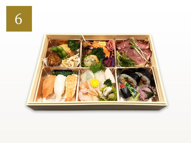 会席膳 2,700円(税込)