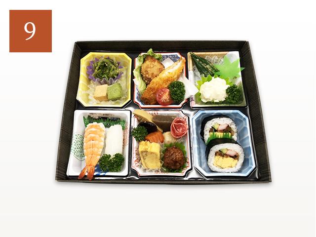 御料理 1,296円(税込)