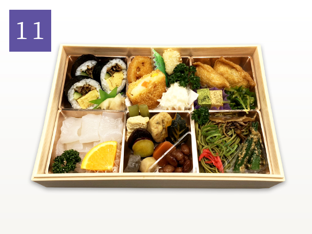 精進料理 2,160円(税込)
