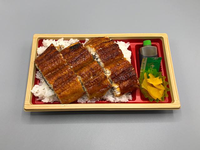 うなぎ丼 700円(税込)