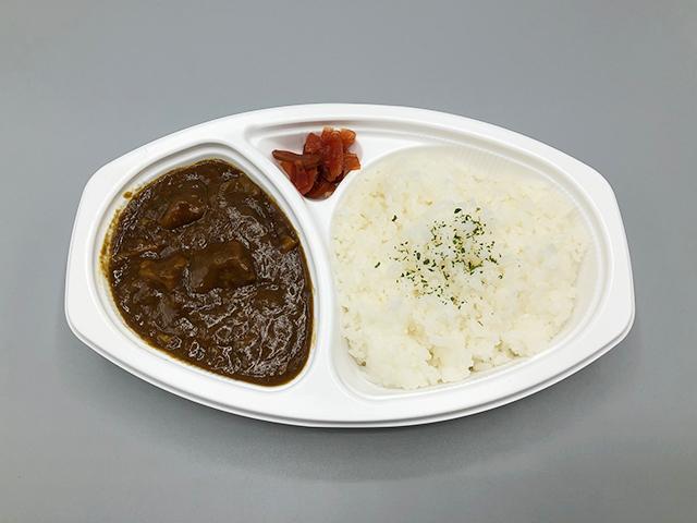 牛すじカレー 650円(税込)