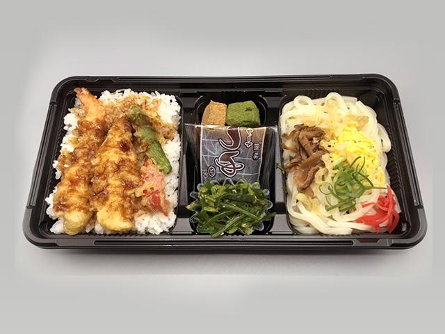 天丼うどん弁当 700円(税込)