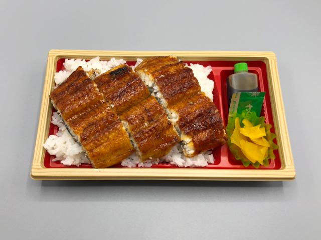 うなぎ丼 750円(税込)